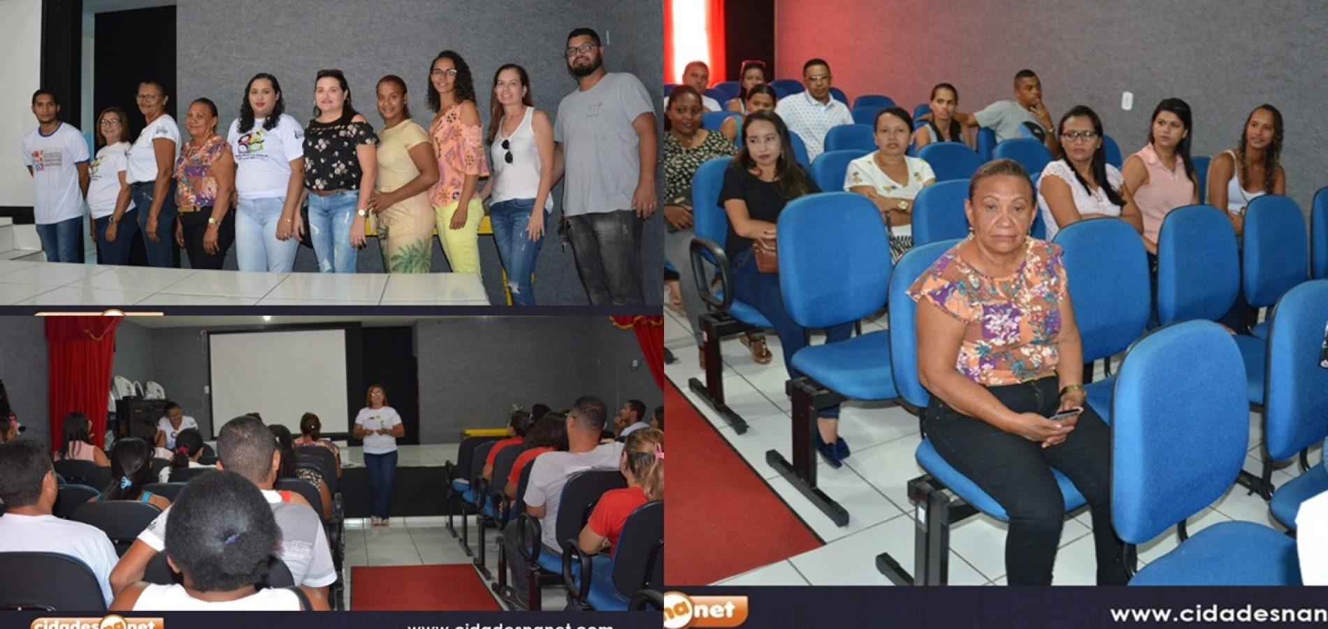 JAICÓS   CMDCA se reúne com pré-candidatos a conselheiros tutelares e orienta sobre o processo eleitoral