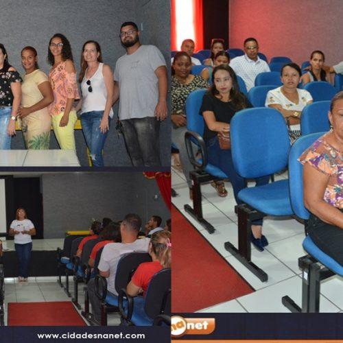JAICÓS | CMDCA se reúne com pré-candidatos a conselheiros tutelares e orienta sobre o processo eleitoral
