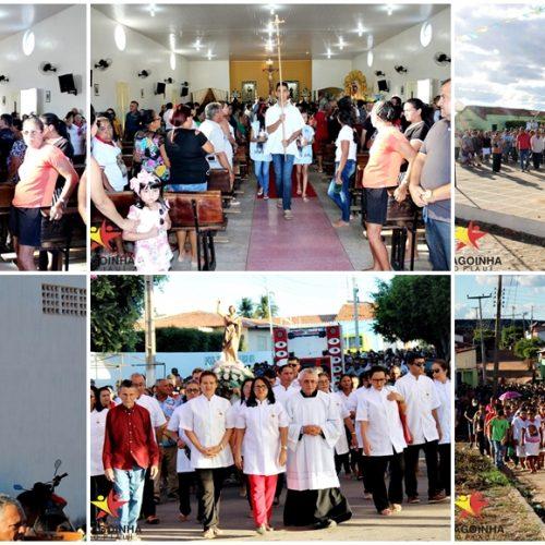 ALAGOINHA│Procissão leva multidão às ruas no encerramento do 73º festejo de São João Batista; fotos