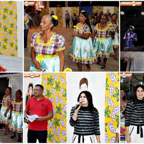 FOTOS│17º Encontro de Folguedos em Pio IX é aberto com Festa do Idoso