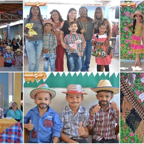 SIMÕES | Projeto Festa Junina e Família na escola é realizado no Complexo Escolar Modelo