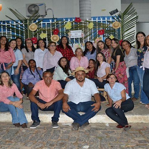 Simões | Escola 7 de setembro promove Festa Junina