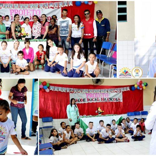 VILA NOVA │Projeto Saúde Bucal na Escola é desenvolvido em parceria com a Colgate