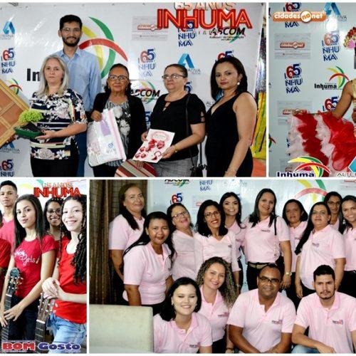 INHUMA 65 ANOS│Espaço do Empreendedor faz exposições e promove oficinas no aniversário da cidade; fotos