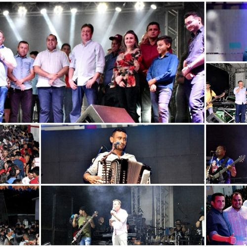 VILA NOVA | Programação do 18º Arraiá São João Batista encerra com inauguração de obras e shows. Veja!