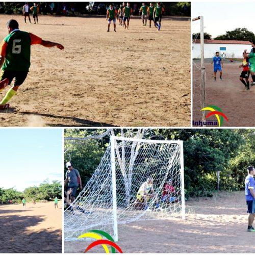 Amistosos e jogos pelo Campeonato de Futebol Amador movimentam fim de semana em Inhuma