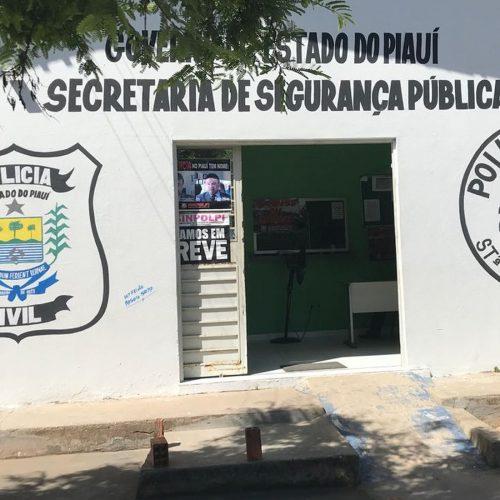 Condenado por latrocínio no Norte do Piauí é preso após um ano foragido