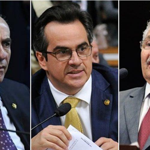 Confira como os senadores piauienses votaram sobre o decreto de armas