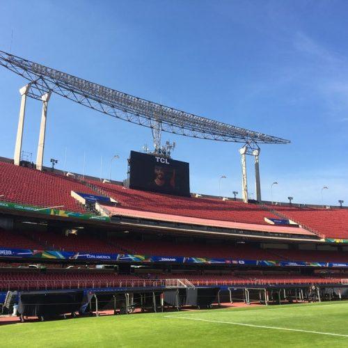 Copa América começa em São Paulo sob ameaça de Greve Geral e reclamação por ingressos