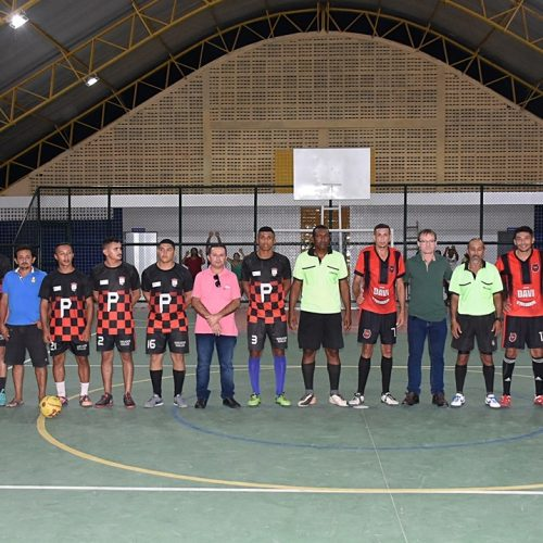 Secretaria de Esportes promove o I Torneio de Futsal em Massapê do Piauí