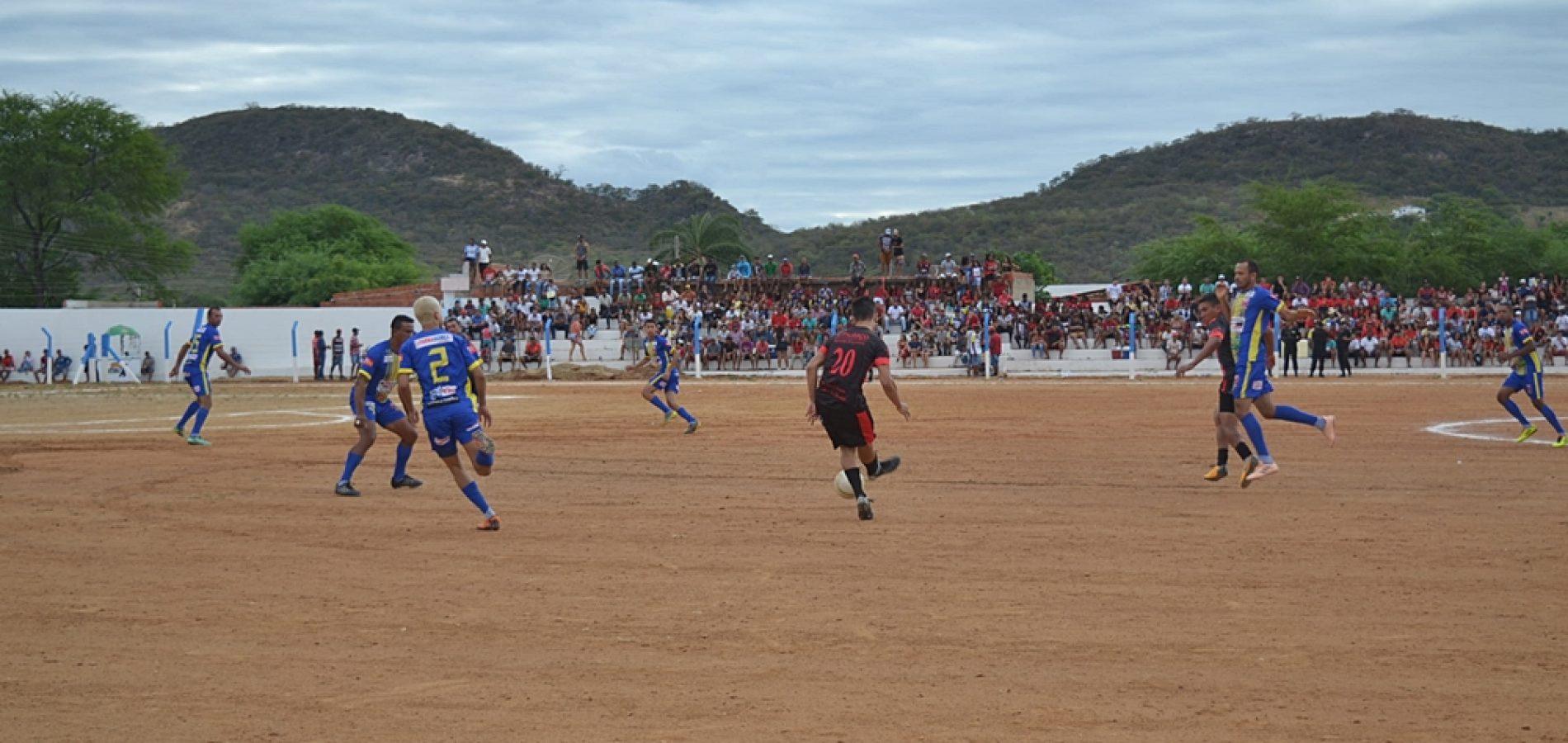 Veja os resultados da 9ª rodada do Campeonato de Futebol Amador de Simões