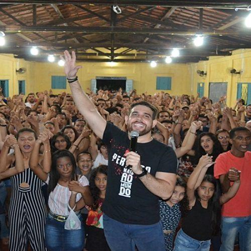 SIMÕES | Pastoral da Juventude promove grande encontro com participação do DJ Roony Moura