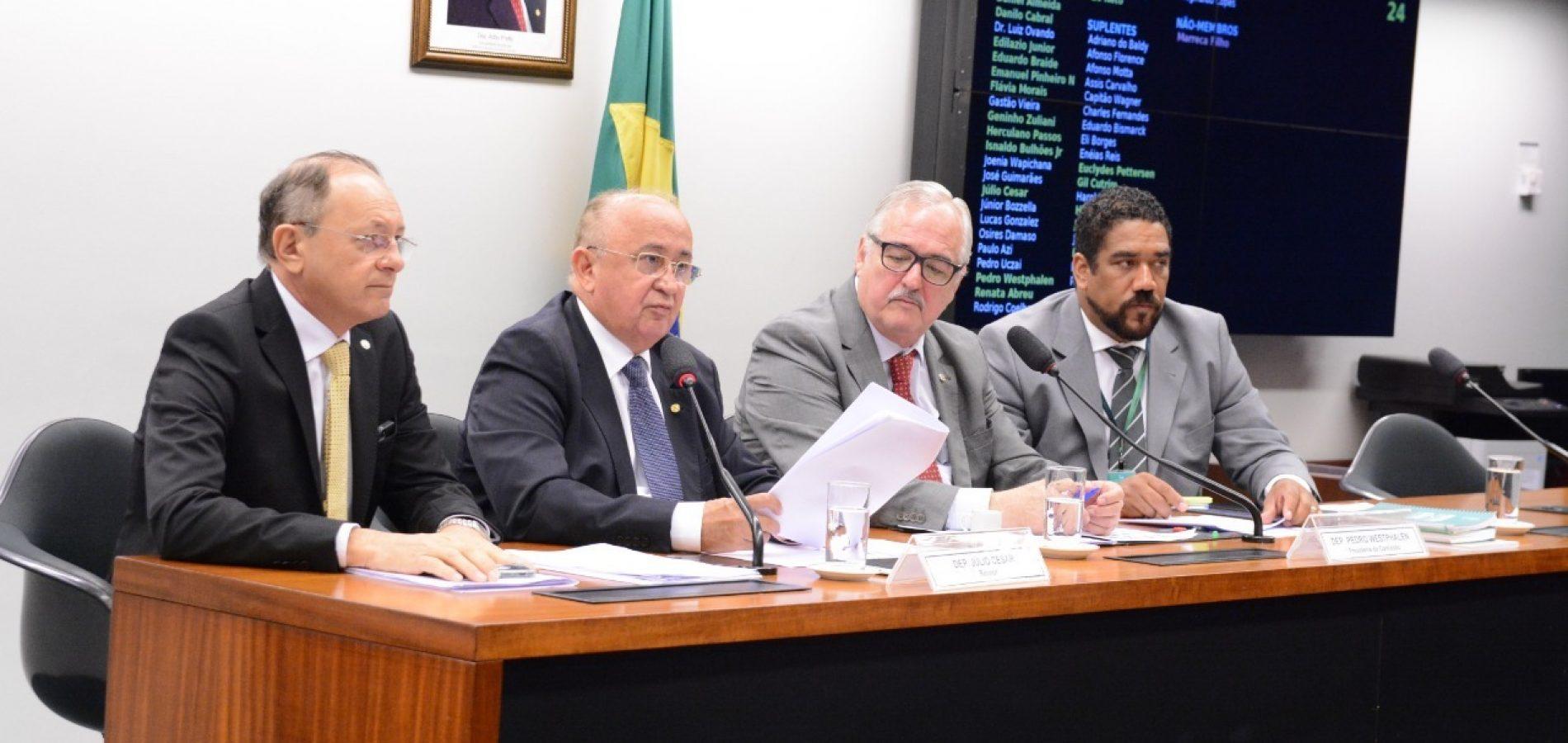Comissão aprova relatório de Júlio César para repassar mais 1% no FPM de setembro