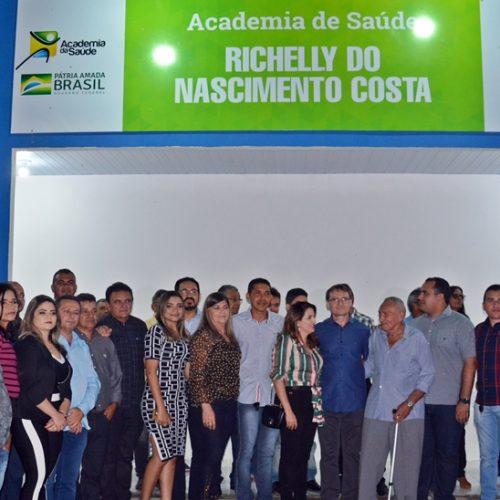 FOTOS | Inauguração de obras no 23º São João de Massapê do Piauí