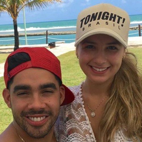Namorada de Gabriel Diniz publica homenagem ao cantor