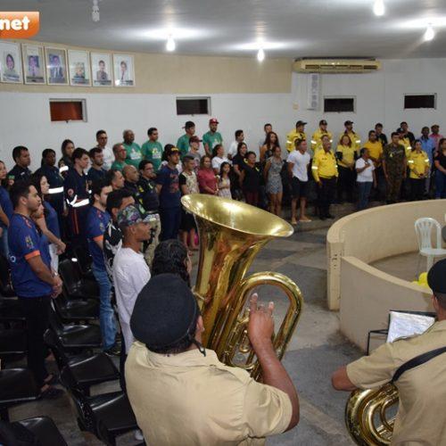 PICOS | STTRAM encerra Maio Amarelo em solenidade na Câmara de Vereadores