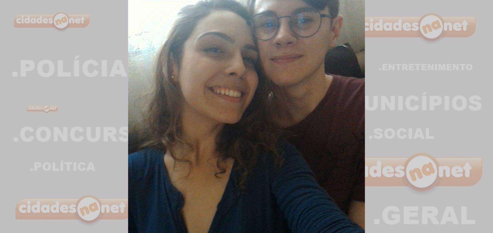 Namorada de ator assassinado aos 22 anos desabafa na web