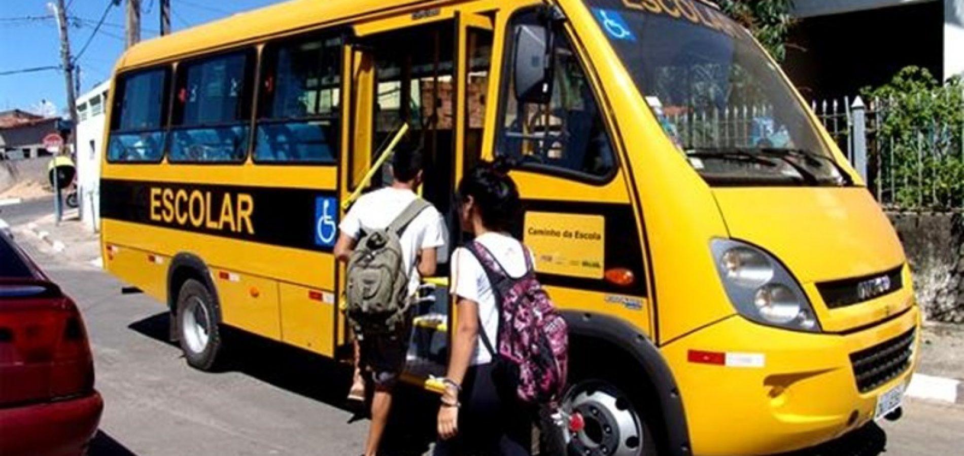 Contra evasão e abandono: Piauí estuda meios de levar transporte escolar a regiões de difícil acesso