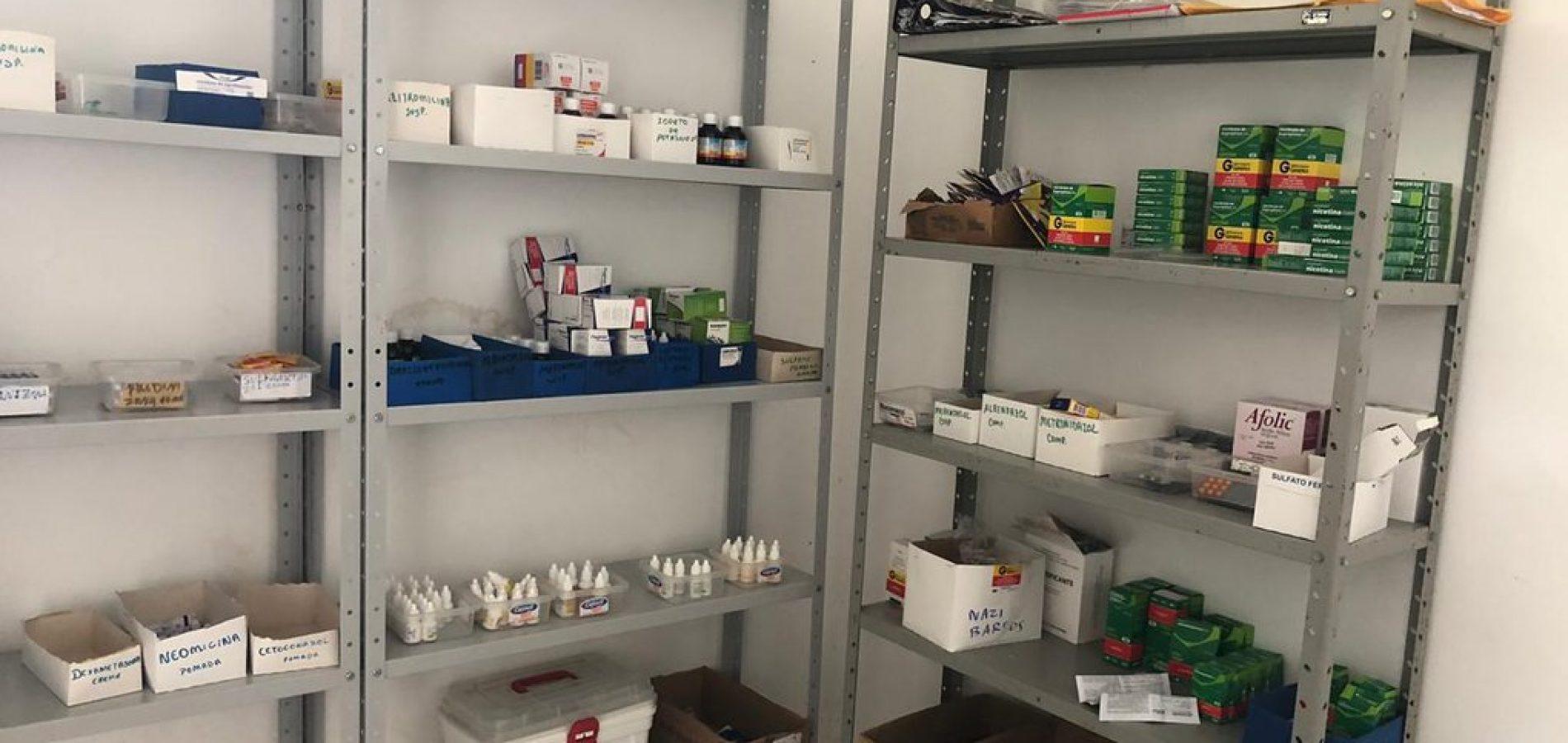 Posto de saúde é alvo de assaltantes pela quarta vez no Piauí