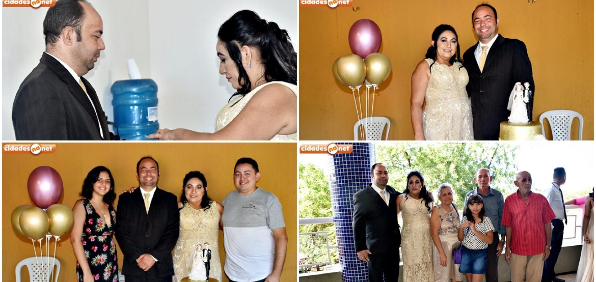 GENTE EM EVIDÊNCIA   Enlace Matrimonial de Willians Sousa e Rosa Maria; fotos