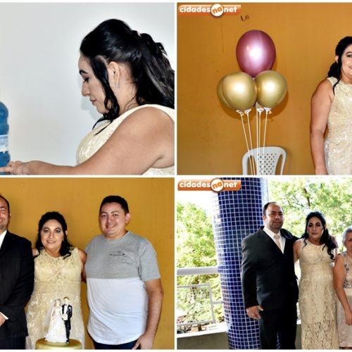GENTE EM EVIDÊNCIA | Enlace Matrimonial de Willians Sousa e Rosa Maria; fotos