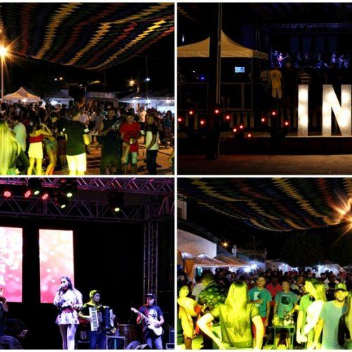 INHUMA 65 ANOS | Banda TBT e Farra da Gordinha abrem o 1º dia de shows do aniversário; veja fotos
