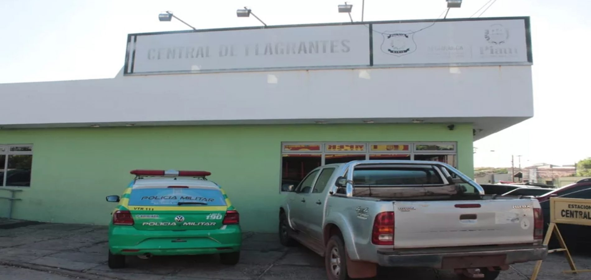 Dois homens são baleados após tentativa de assalto em Teresina
