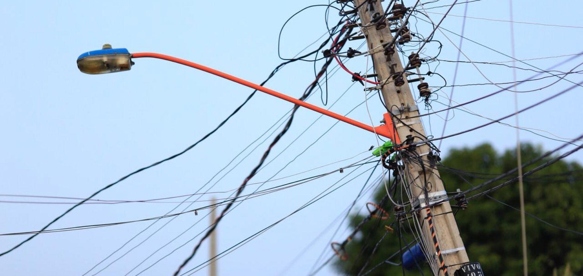 Três municípios do Piauí vão ficar sem energia elétrica nesta quinta