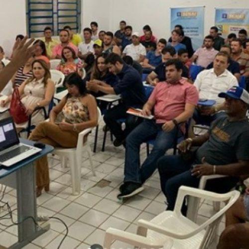 Sonho e ousadia: comunidade picoense se une para construir complexo esportivo do bairro