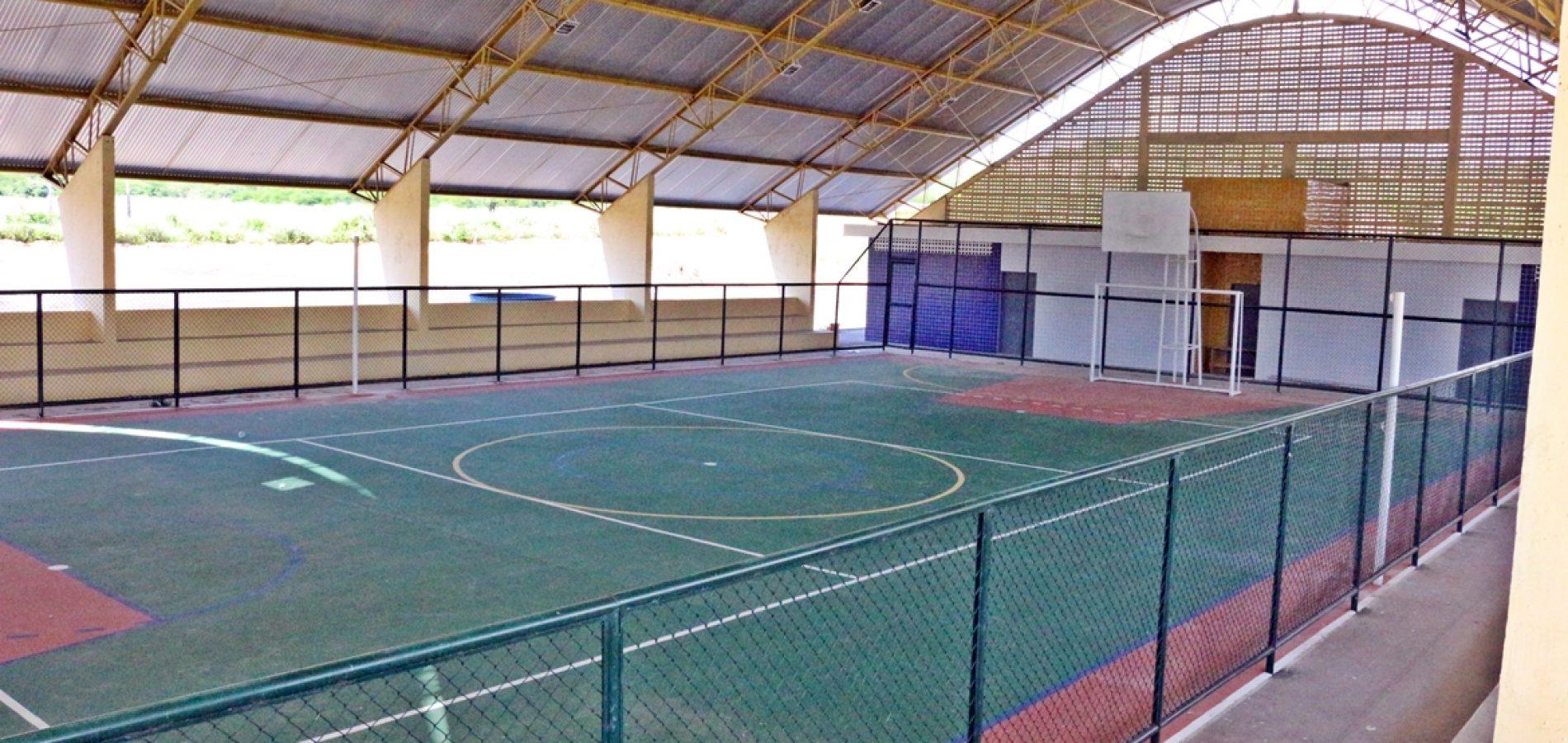MASSAPÊ   Torneio de Futebol de Salão vai inaugurar quadra poliesportiva