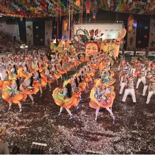 Luar do São João, do Piauí, vence festival de quadrilhas juninas da Rede Globo