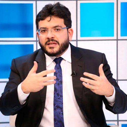 """""""Situação do tesouro não muda"""", diz Rafael Fonteles sobre liberação do Finisa"""