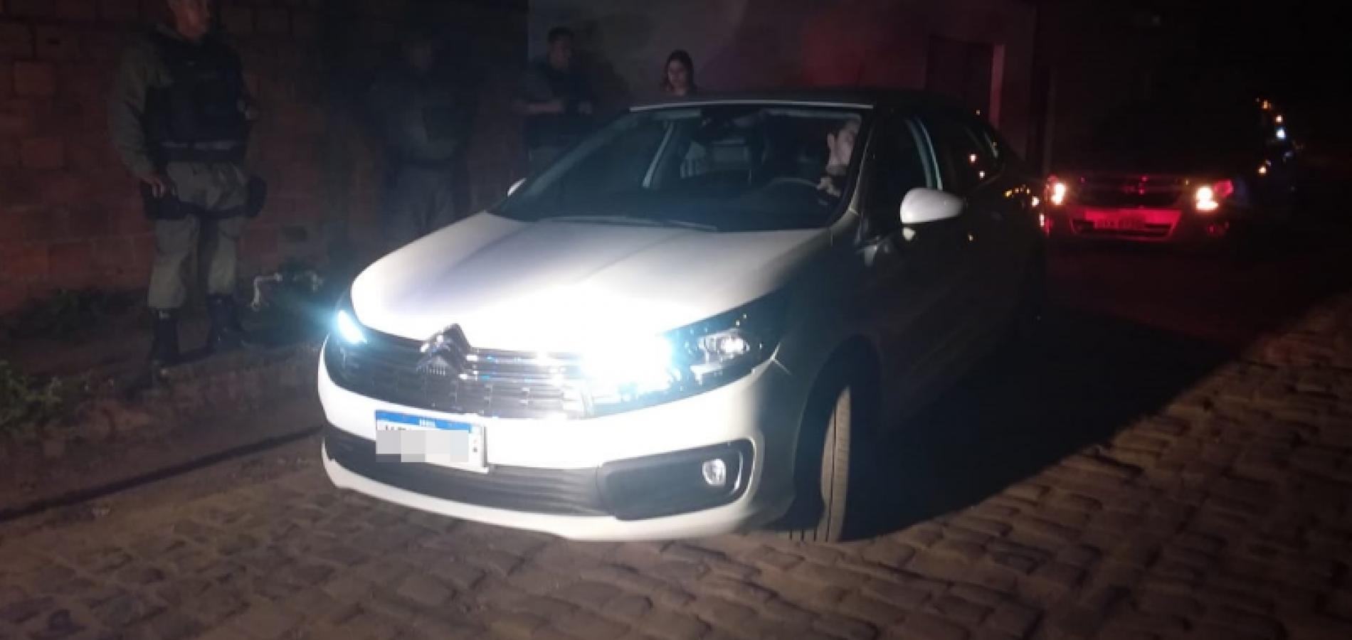 Jovem é feito refém durante assalto na zona Leste de Teresina