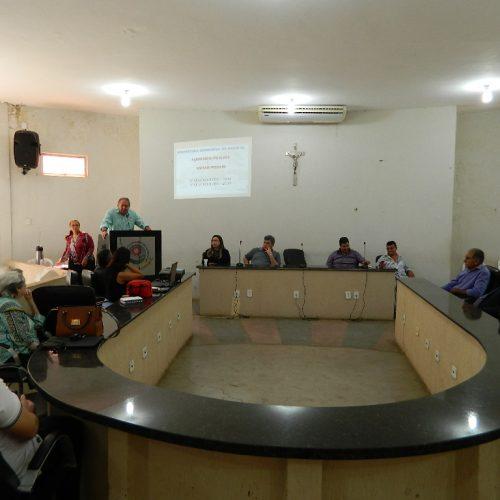 Saúde de Picos presta contas em audiência pública