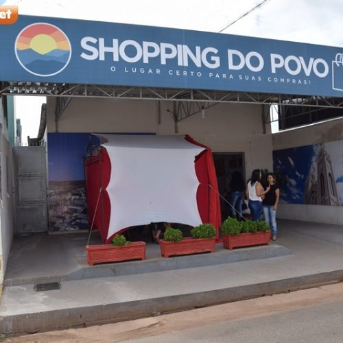 PICOS | Sorteio do Aniversário Premiado do Shopping do Povo será sexta-feira, dia 12