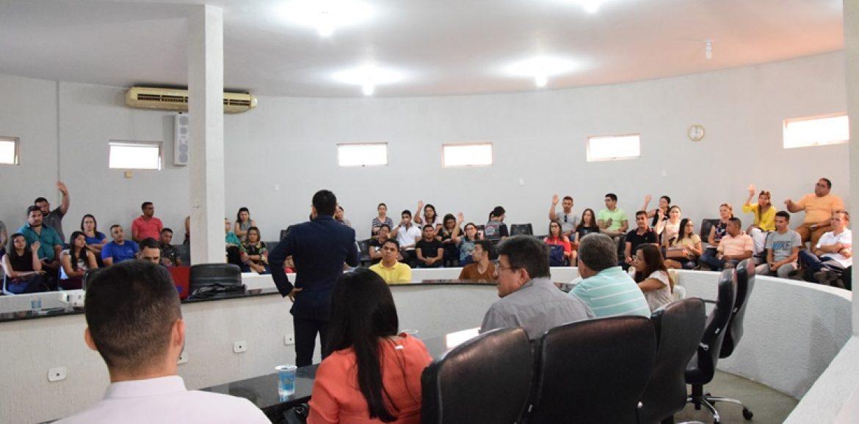 Saúde de Picos realiza encontro para discutir novo sistema de regulação de exames
