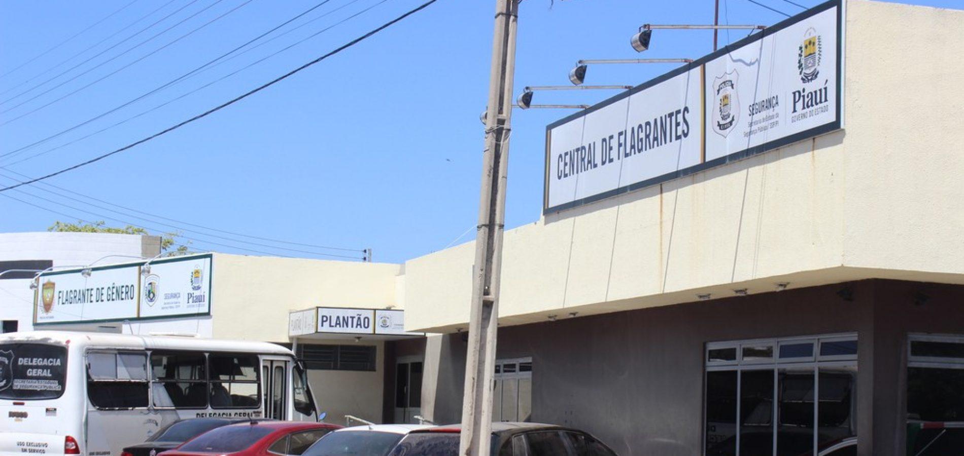 Suspeito de homicídio é preso minutos depois do crime no interior do Piauí