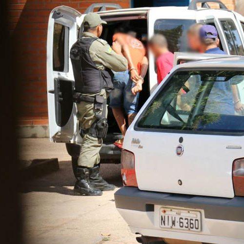 Envolvido no estupro coletivo de Castelo do Piauí é preso por tentativa de roubo
