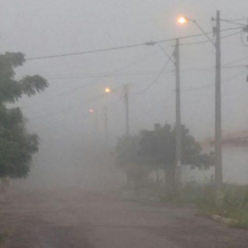 Cidade do Norte do Piauí registra a madrugada mais fria em 2019