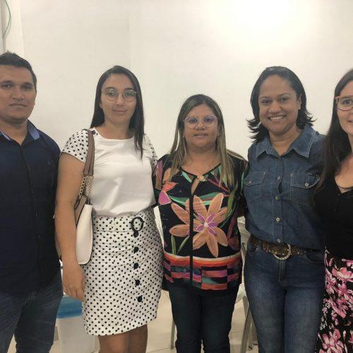 Profissionais da Assistência Social de Vera Mendes participam do Fórum de Regional do SUAS