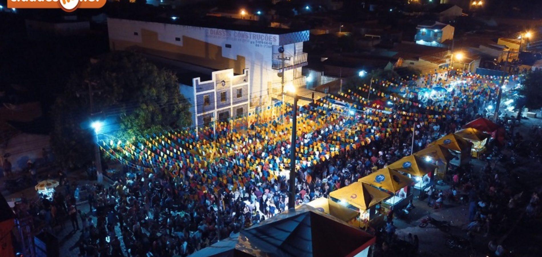 Confira as fotos do São João do Piseiro em Geminiano – Álbum I