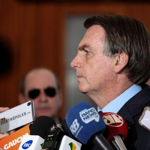 Bolsonaro diz que Congresso não deve aumentar valor de saque do FGTS