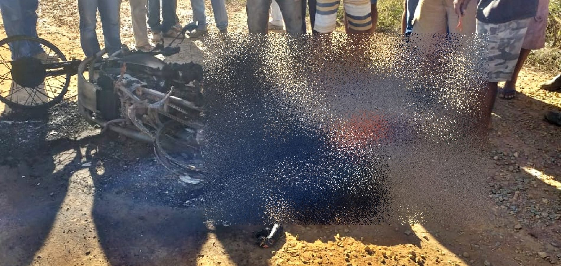 Agricultor morre eletrocutado em cabo rompido no interior de Caldeirão Grande