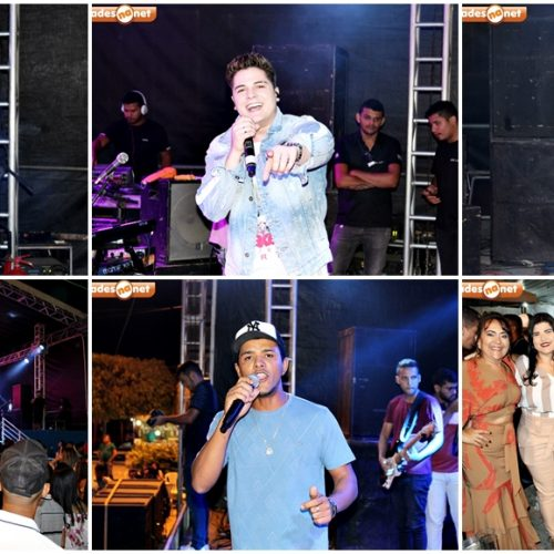 2º Feirão de Negócios em Pio IX │ Fotos dos shows com Eric Land, Grupo D10, Forró do Gui e Janny Santos