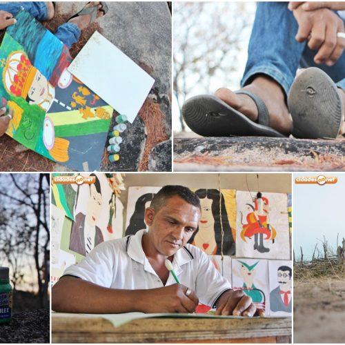 ALEGRETE | Clicks do Mês de julho traz uma história de humildade, simplicidade, talento e sonhos; veja!