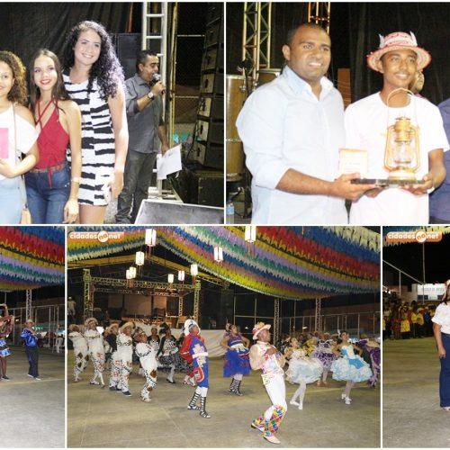 FOTOS | Apresentações e Festival de Quadrilhas Locais no XXVI São João do Galo em Jaicós