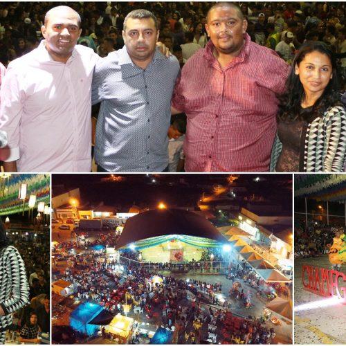JAICÓS   XXVI São João do Galo é aberto com Festival de Quadrilhas Regionais; Chamego Bom é campeã pelo 2º ano