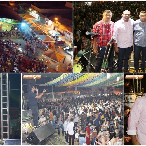 XXVI SÃO JOÃO DO GALO | Fotos da entrega de premiações e shows com Anderson Rodrigues e Vitor Amaral