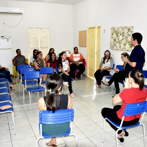 CMCDA de Vila Nova do Piauí realiza reunião com candidatos ao Conselho Tutelar