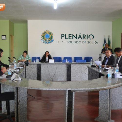 Câmara de Patos do Piauí aprova dois projetos de leis e inicia recesso legislativo